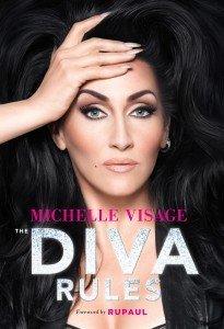 Michelle Visage's book cover